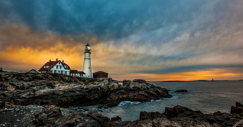 Portland Head Lighthouse | © Anthony Quintano/Flickr