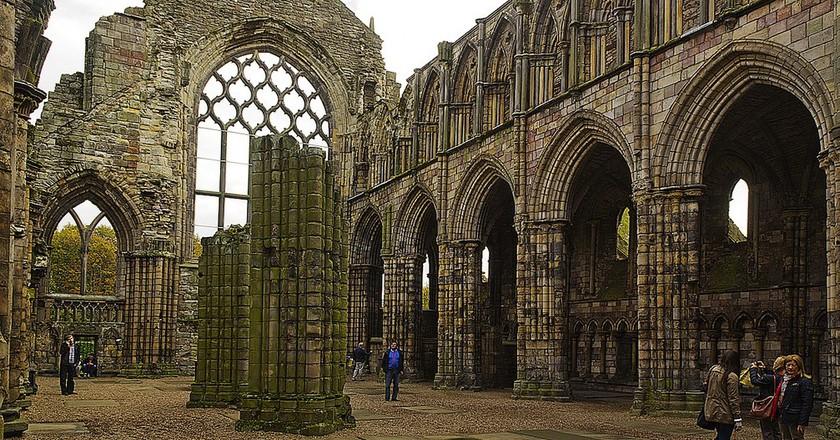 A Brief History Of Holyrood Abbey In Edinburgh