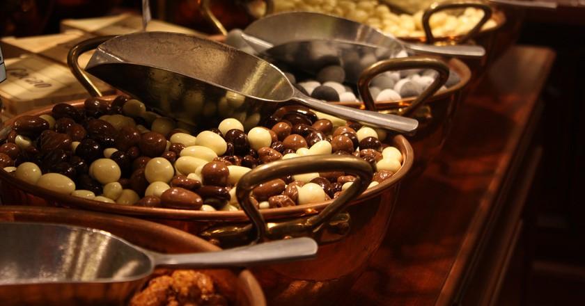 Chocolates in Brussels | © KLMircea/Flickr