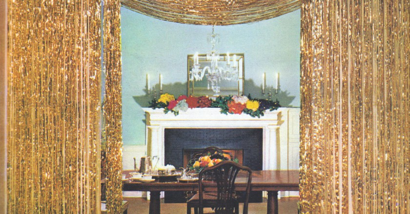 House Beautiful, December 1961. Reprinted with permission of Hearst Communications, Inc.