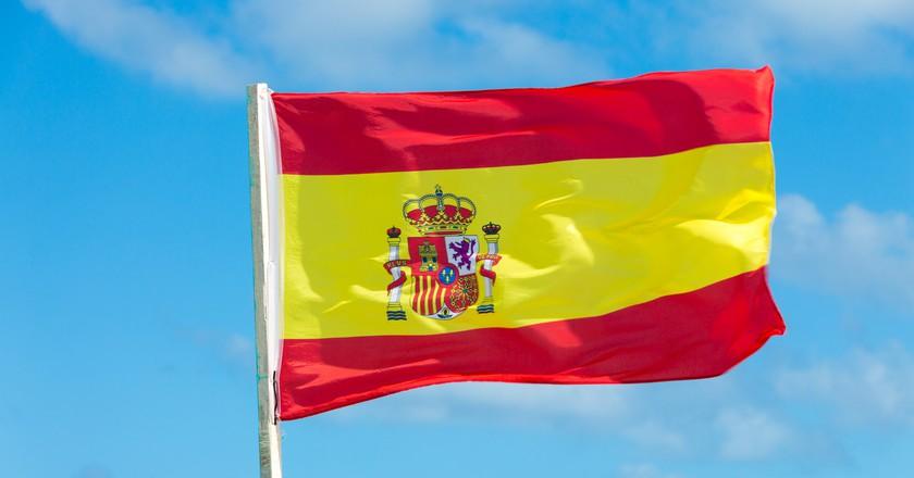 Spanish flag | © Petr Kratochvil/PublicDomainPictures.net