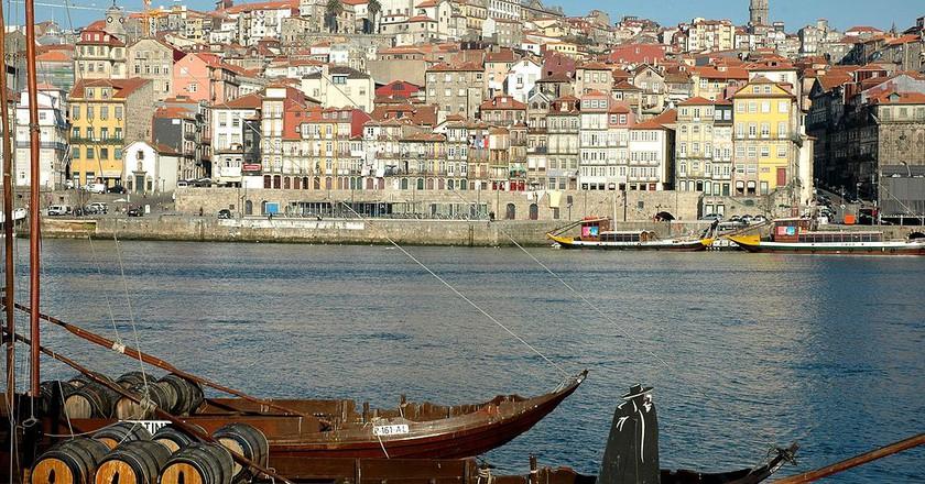 Porto des de Vila Nova de Gaia | © Josep Renalias / WikiCommons