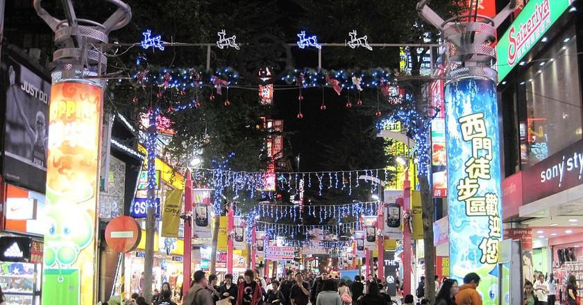 Ximending Main Entrance | © Multivariable / Wikimedia