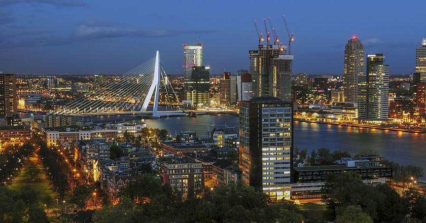 Rotterdam | © Mlefter/WikiCommons