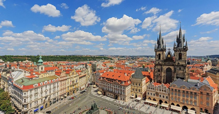 Prague  | © A.Savin, Wikimedia Commons