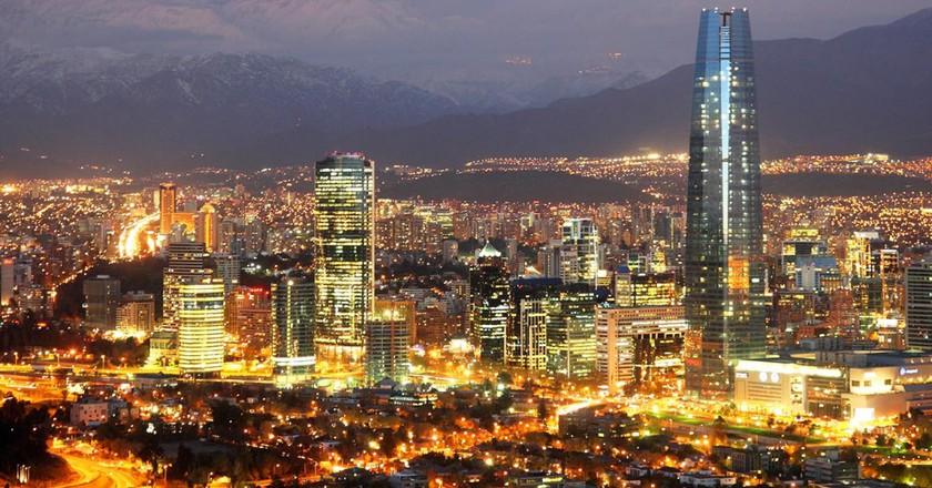 Santiago © Turismo Chile
