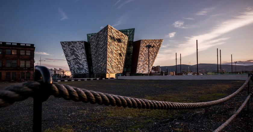 Belfast's Titanic Quarter | © Titanic Belfast/ Flickr