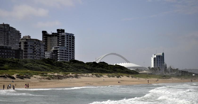 Durban Beach |  Darren Glanville/Flickr