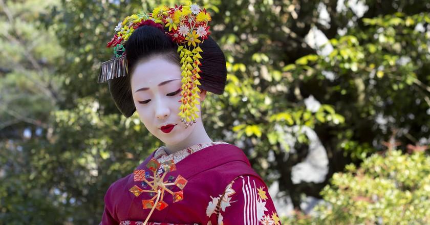 Maiko | © Japanexperterna/Flickr
