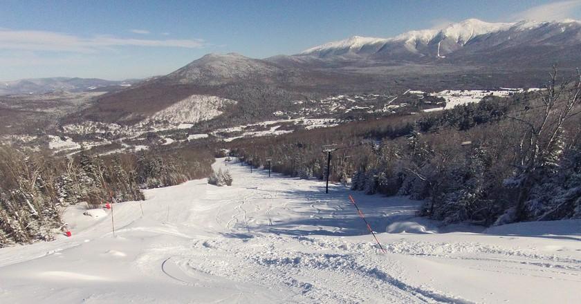 Skiing in New Hampshire  | © Schezar / Flickr