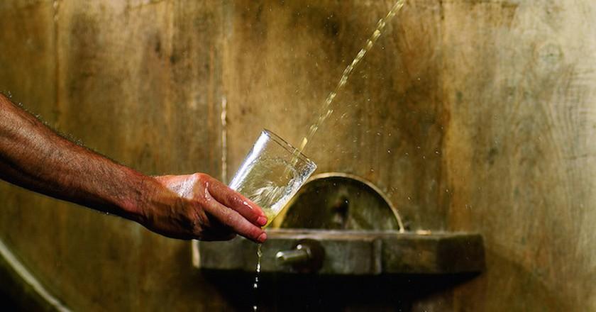 Spanish cider | © jose a. del moral/Flickr