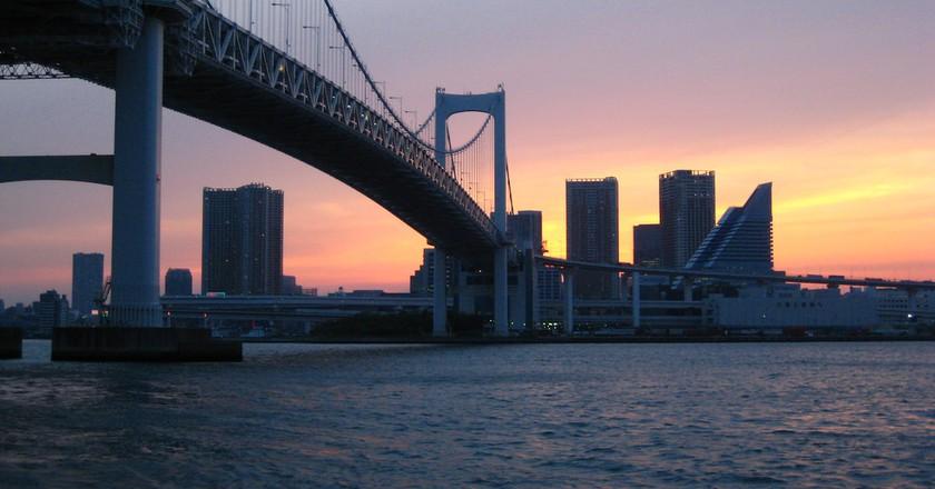 Rainbow Bridge   © Melanie M./Flickr
