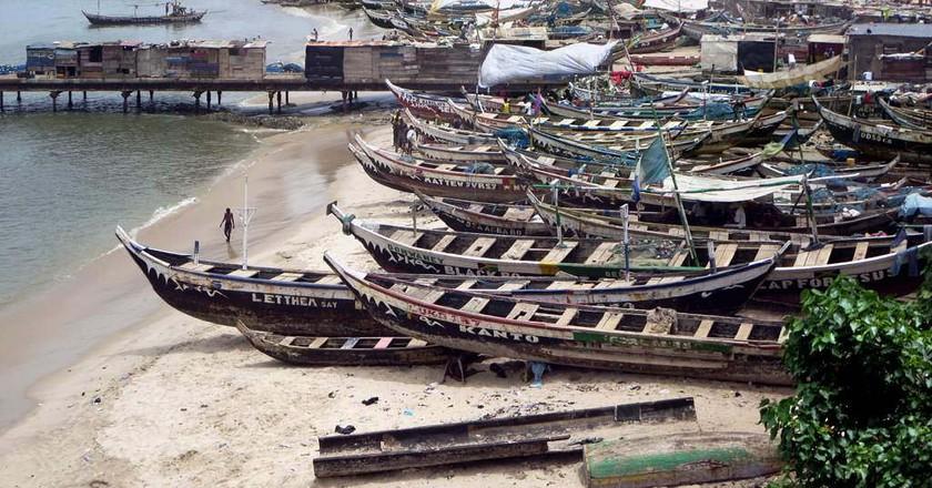 Bukom, Accra | © David Stanley / Flickr