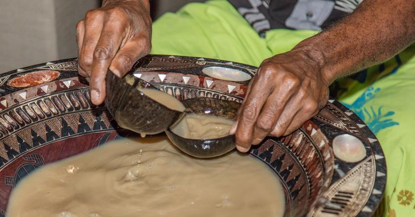 Fijian Coconut Shells | © Arnie Papp / Flickr