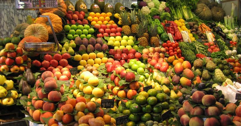 Una frutería   © Boca Dorada / Flickr