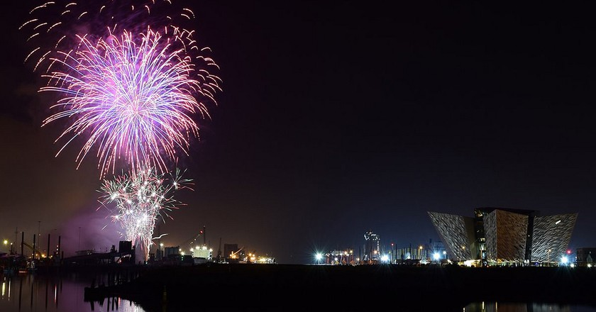 Halloween Fireworks Show | © Declan Keegan / Flickr