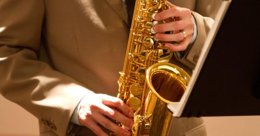 Saxophone|© Chris Waits/Flickr