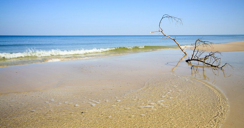 Polish Beach | © Ministry of Foreign Affairs of the Republic of Poland / Flickr