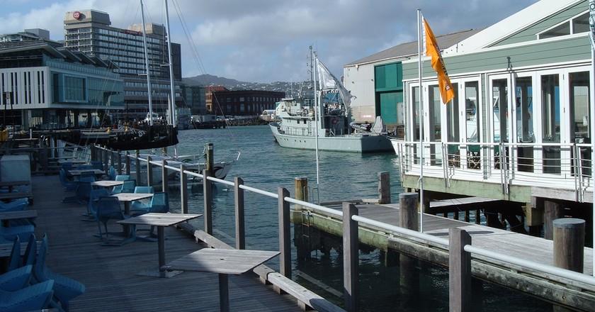 Wellington Harbour   © Brett Vachon/Flickr