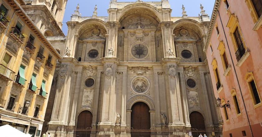 Granada cathedral; Wallace, flickr
