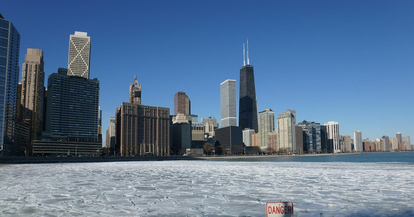 Chicago in winter   © Harald Deischinger / Flickr