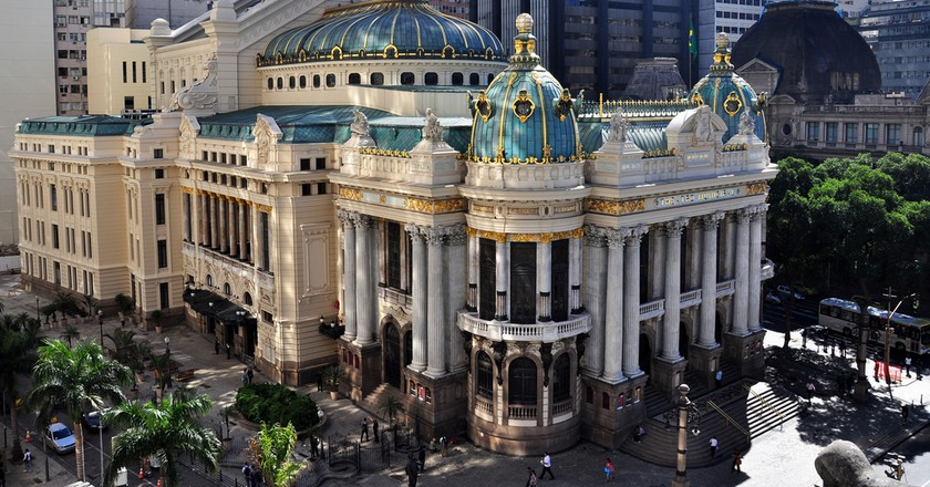 Teatro Municipal | © Alexandre Macieira|Riotur/Flickr