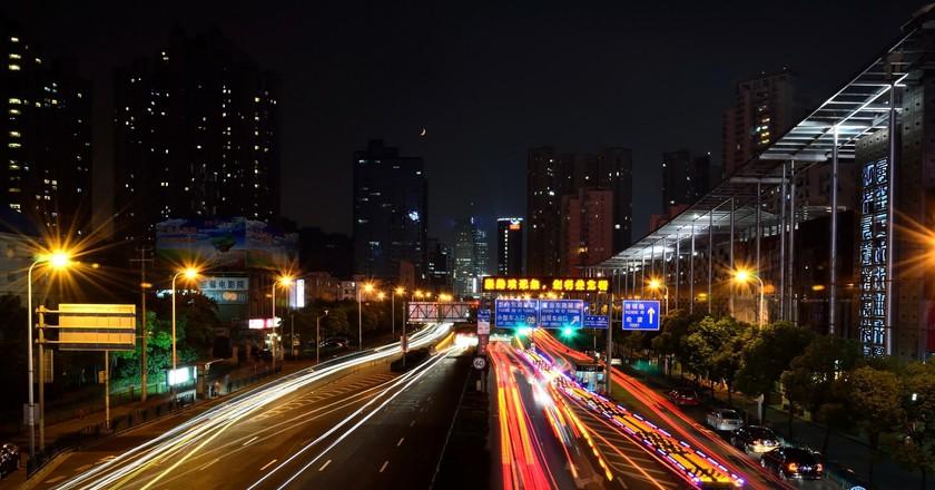 Shanghai Streets | © Charles W Clark/Flickr