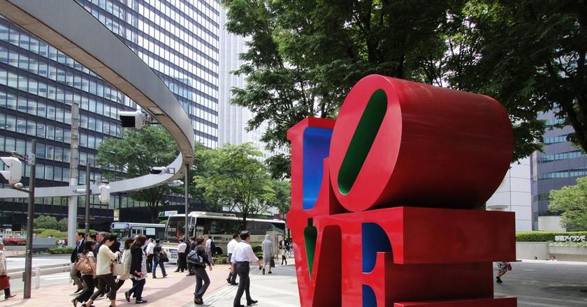 LOVE by Robert Indiana | © Dick Thomas Johnson / Flickr