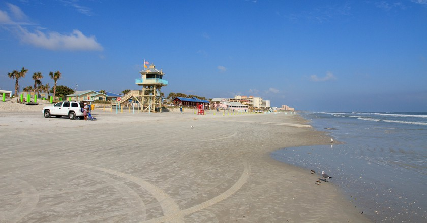 New Smryna Beach | © Gary J. Wood / Flickr
