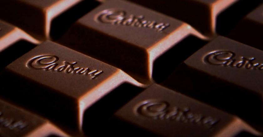 Cadbury Dairy Milk | ©  brett jordan/Flickr