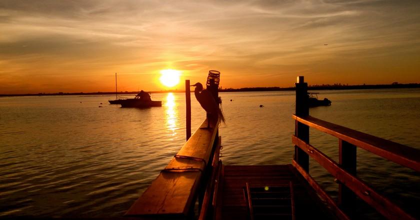 Jamaica Bay Sunset | © Boss Tweed / Flickr