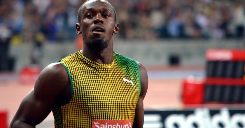Usain Bolt (above) was stripped of a 2008 Olympic gold medal because relay teammate Nesta Carter failed a drug test | © Flickr/Neil