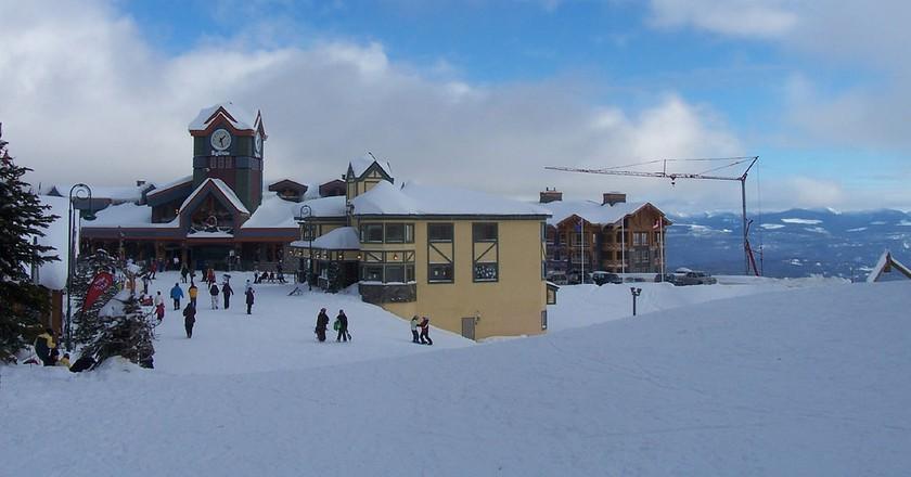 Big White's Village | © Hamish / Flickr
