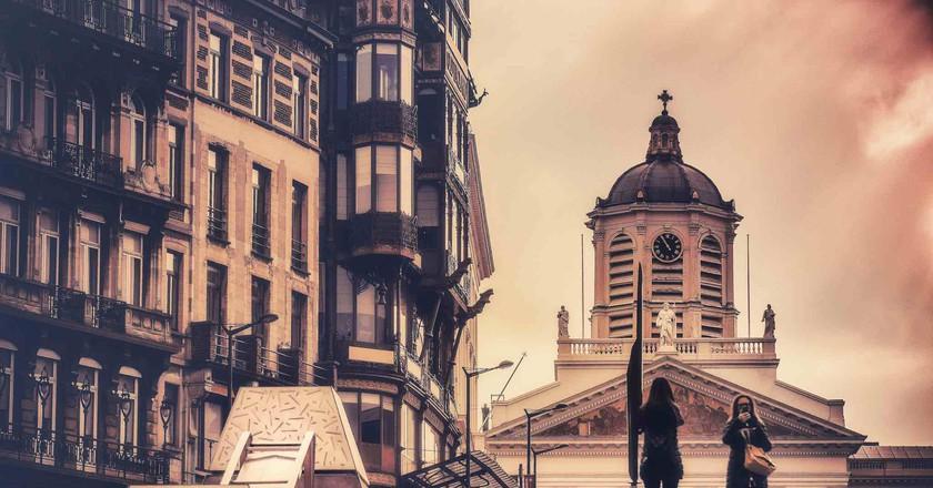 Brussels' Mont des Arts | © Luc Mercelis / Flickr