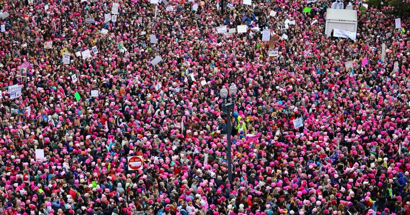Women's March / Twitter