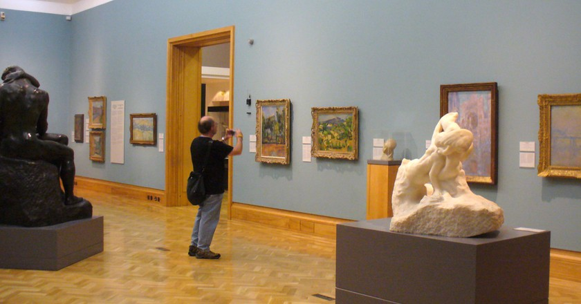Cardiff Museum collection ©Candy Schwartz/Flickr