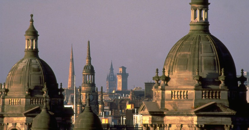 Glasgow City Spires | Courtesy Of Glasgow Life