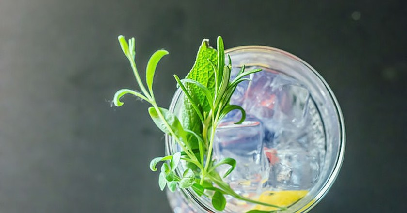 Classic Cocktail   © Wine Dharma/Flickr