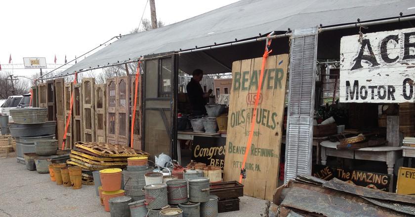 Nashville Flea Market | © Unskinny Boppy / Flickr