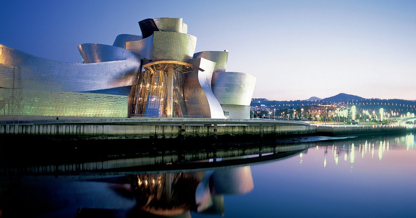 Guggenheim, Bilbao | © Edwin Poon/Flickr