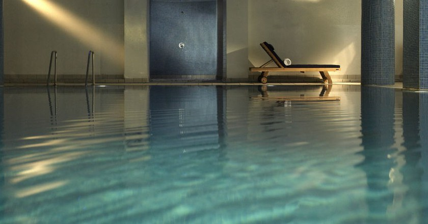 The Balmoral Spa Pool | Courtesy Of Rocco Forte Hotels