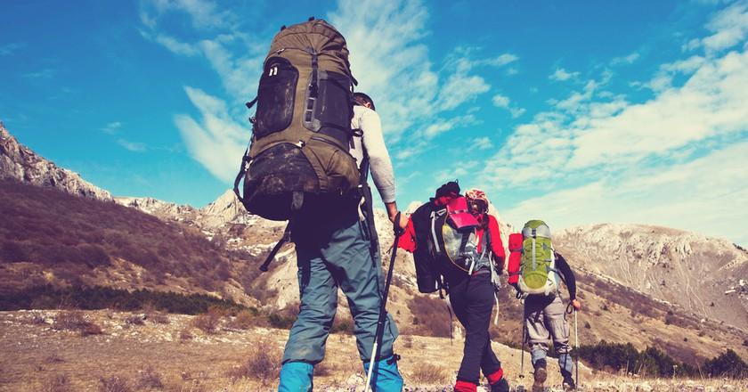 Hiking in Bolivia| © Galyna Andrushko/Shutterstock