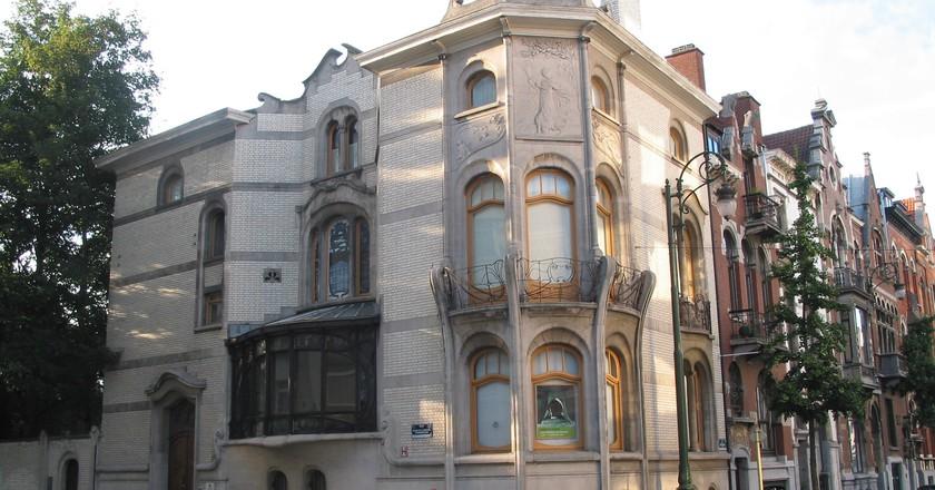 Hôtel Hannon   © Jean-Pol GRANDMONT