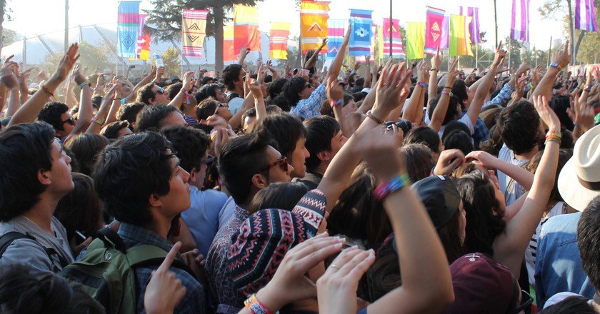 Lollapalooza makes a trip to Santiago again in 2017 | © Elizabeth Trovall