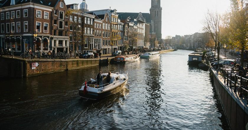 Jordaan District, Amsterdam, Netherlands