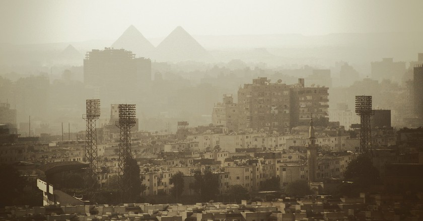 A Brief History of Cairo's Garbage City
