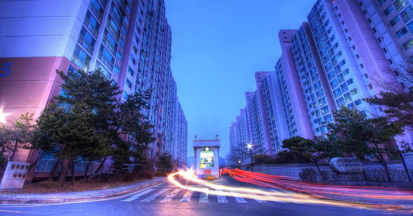 Korean apartments | © Jimmy McIntyre / WikiCommons