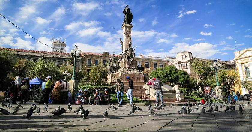 La Paz, Bolivia | StockSnap/pixabay