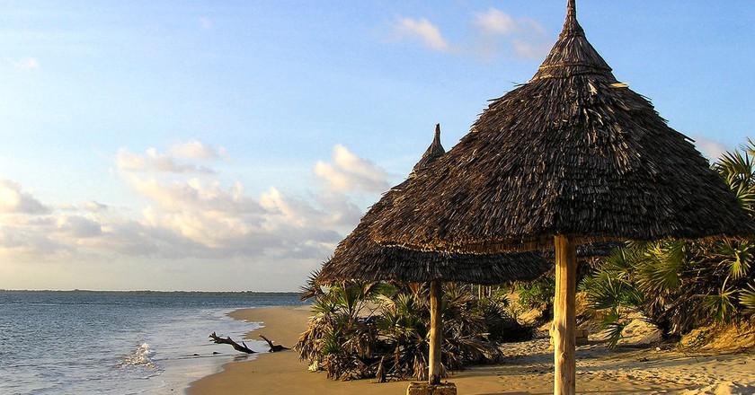 Lamu beach | © Henrik Bennetsen / Flickr