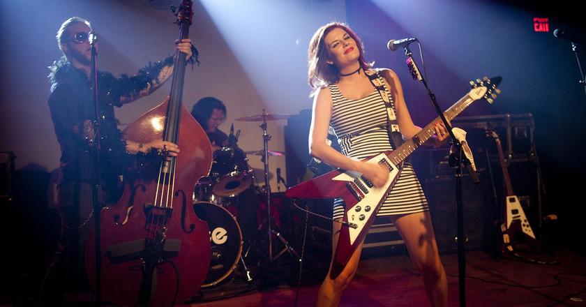 Live music in Nashville | © rawartistsmedia / Flickr